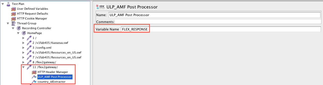 AMF_EXTRACTOR