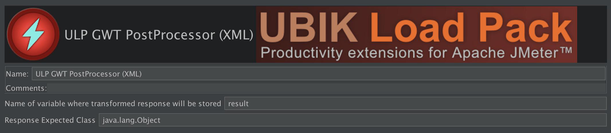ULP GWT PostProcessor
