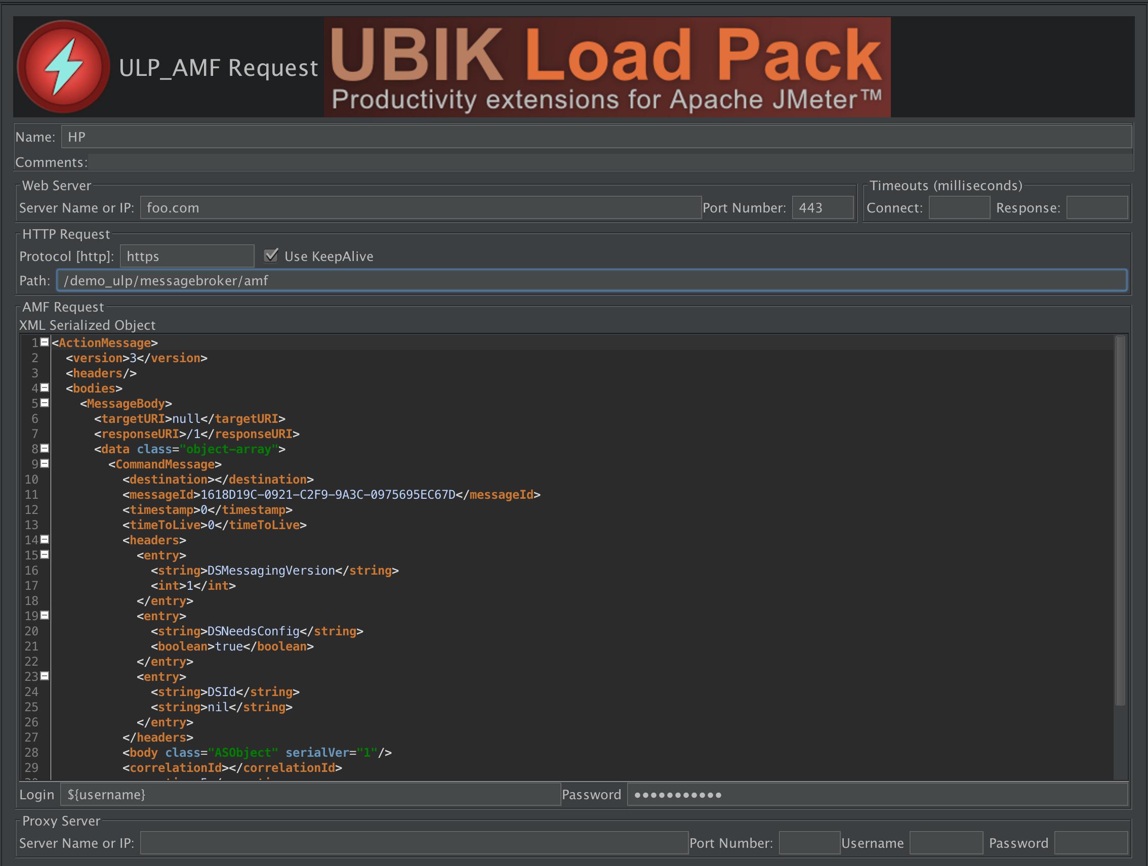 UbikLoadPack Flex Sampler