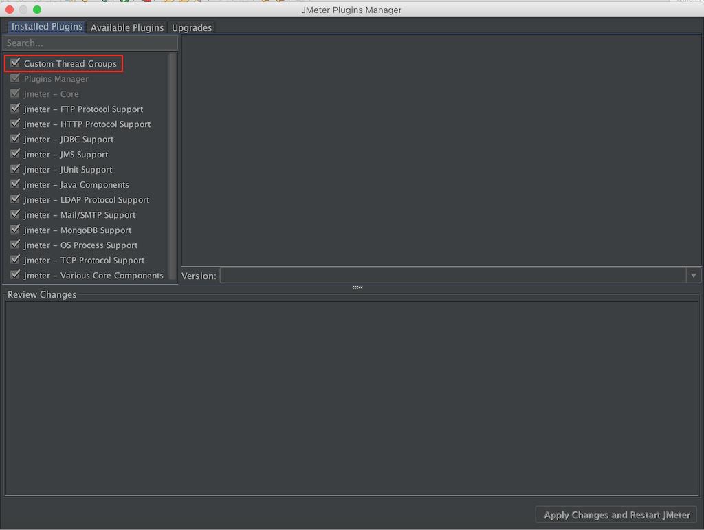 Easily manage your JMeter plugins > Ubik Ingénierie